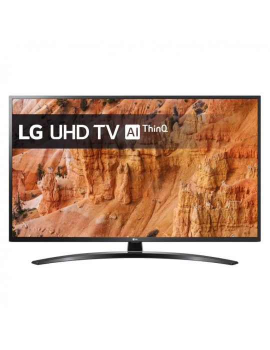 "TV LG 50UM7450PLA 50"" UHD 4K SMART WIFI HDMI USB NETFLIX YOUTUBE NEGRO"