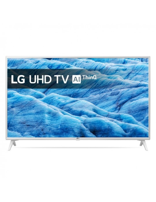 "TV LG 49UM7390PLC 49"" UHD 4K SMART WIFI HDMI USB NETFLIX AMAZON PRIME BLANCO"